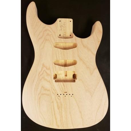 Swamp Ash Custom Dinky S Guitar Body