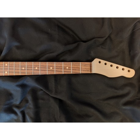Quartersawn Maple/Pau Ferro U1 Guitar Neck