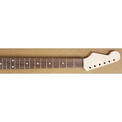 Left Handed Maple/Rosewood U2 Guitar Neck