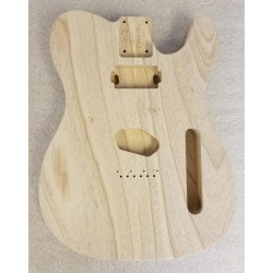 Swamp Ash Modern T Guitar Body