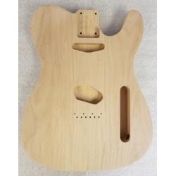 Alder Standard T Guitar Body