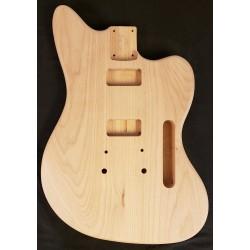 Alder T-Master Guitar Body