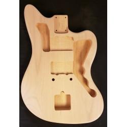 Alder JM Guitar Body