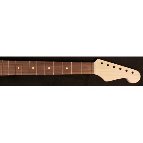 Maple/Rosewood Custom Guitar Neck