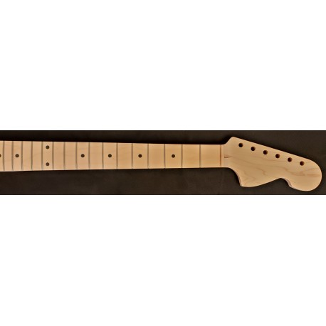 "Maple/Maple 24-3/4"" Conversion Scale U3 Guitar Neck"