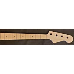 "Maple/Maple UB2 32"" Conversion Bass Guitar Neck"