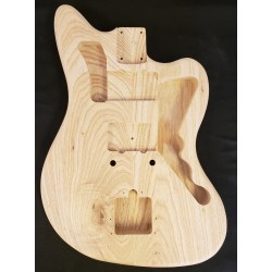 Swamp Ash JM Guitar Body