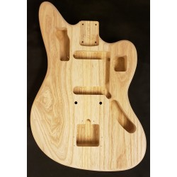 Swamp Ash Jag Guitar Body