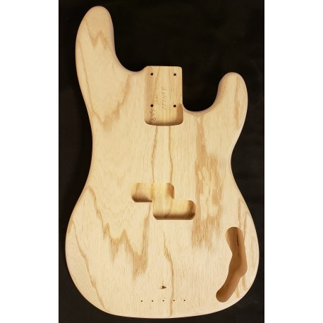 Swamp Ash Standard P Bass Body
