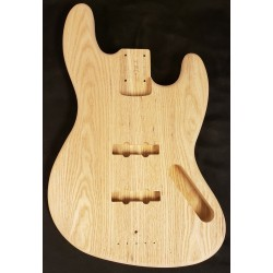 Swamp Ash J Bass Guitar Body