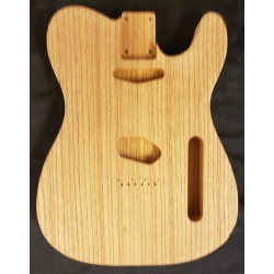 Roasted Swamp Ash Standard T Guitar Body
