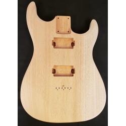 Lightweight Mahogany Dinky S Guitar Body