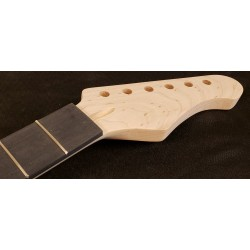 Maple/Richlite R6 Tiltback Guitar Neck