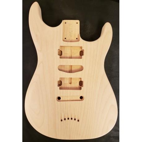 Lightweight Alder Dinky S Guitar Body