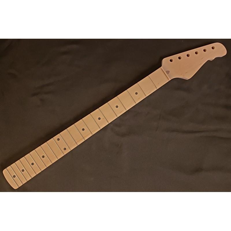 1pc maple s6 guitar neck sound guitar works. Black Bedroom Furniture Sets. Home Design Ideas