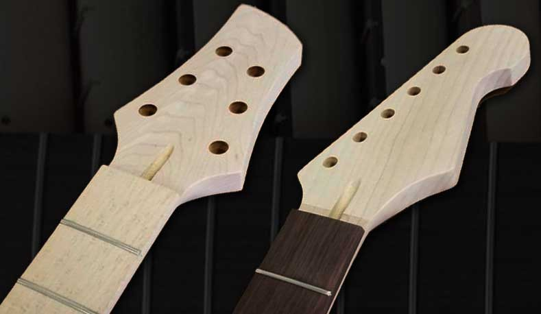TILTBACK GUITAR NECKS